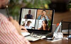 زیرساخت سرویس تلفن و Conferencing برگزاری کنفرانس آنلاین